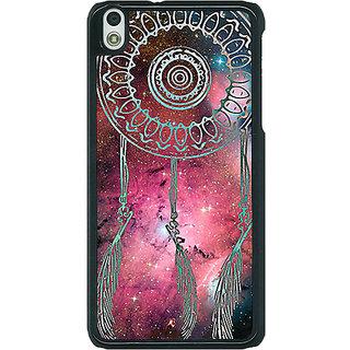 1 Crazy Designer Dream Catcher  Back Cover Case For HTC Desire 816G C400193