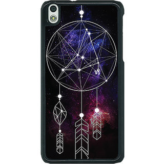 1 Crazy Designer Dream Catcher  Back Cover Case For HTC Desire 816G C400194
