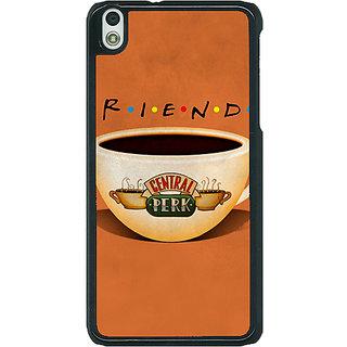 1 Crazy Designer FRIENDS Back Cover Case For HTC Desire 816G C400444