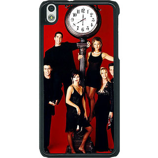 1 Crazy Designer FRIENDS Back Cover Case For HTC Desire 816G C400445