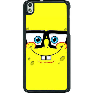 1 Crazy Designer Spongebob Back Cover Case For HTC Desire 816G C400459