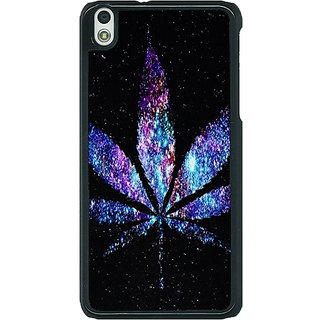 1 Crazy Designer Weed Marijuana Back Cover Case For HTC Desire 816G C400494