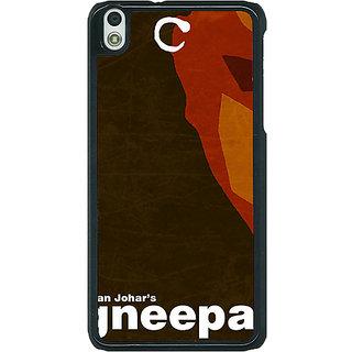 1 Crazy Designer Bollywood Superstar Agneepath Back Cover Case For HTC Desire 816G C401092