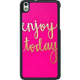 1 Crazy Designer QQQQ Back Cover Case For HTC Desire 816G C401167