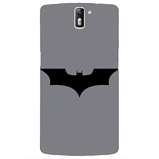 1 Crazy Designer Superheroes Batman Dark knight Back Cover Case For OnePlus One C410018