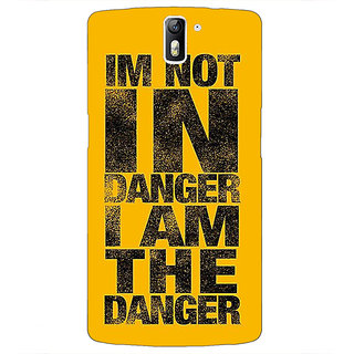 1 Crazy Designer Breaking Bad Heisenberg Back Cover Case For OnePlus One C410409