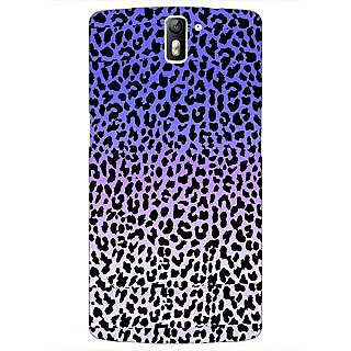 1 Crazy Designer Cheetah Leopard Print Back Cover Case For OnePlus One C410082