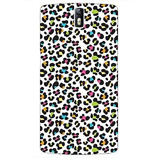 1 Crazy Designer Cheetah Leopard Print Back Cover Case For OnePlus One C410085