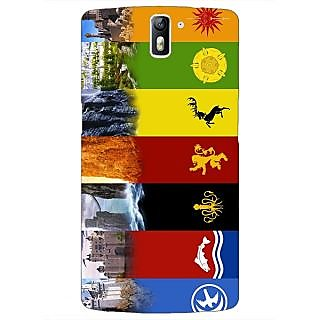 1 Crazy Designer Game Of Thrones GOT  Back Cover Case For OnePlus One C410118