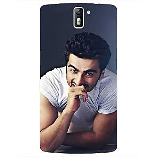 1 Crazy Designer Bollywood Superstar Arjun Kapoor Back Cover Case For OnePlus One C410901