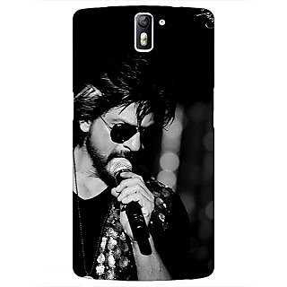 1 Crazy Designer Bollywood Superstar Shahrukh Khan Back Cover Case For OnePlus One C410904