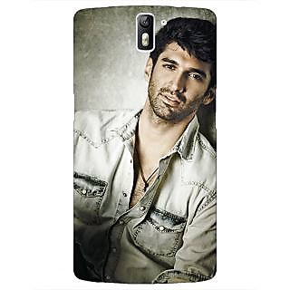 1 Crazy Designer Bollywood Superstar Aditya Roy Kapoor Back Cover Case For OnePlus One C410924
