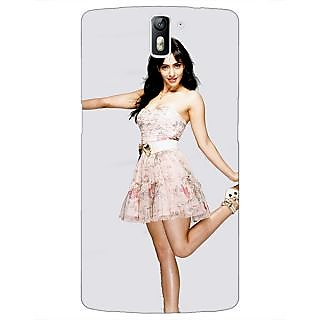 1 Crazy Designer Bollywood Superstar Neha Sharma Back Cover Case For OnePlus One C411059
