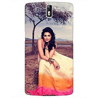 1 Crazy Designer Bollywood Superstar Parineeti Chopra Back Cover Case For OnePlus One C411061