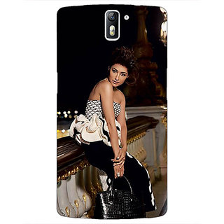 1 Crazy Designer Bollywood Superstar Chitrangada Singh Back Cover Case For OnePlus One C411036