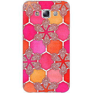 1 Crazy Designer Hot Winter Pattern Back Cover Case For Samsung Galaxy E7 C420238