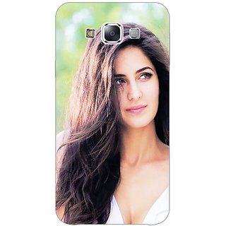 1 Crazy Designer Bollywood Superstar Katrina Kaif Back Cover Case For Samsung Galaxy E7 C421023