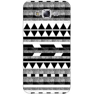 1 Crazy Designer Aztec Girly Tribal Back Cover Case For Samsung Galaxy A7 C430069