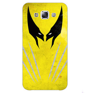 1 Crazy Designer Superheroes Wolverine Back Cover Case For Samsung Galaxy A7 C430336