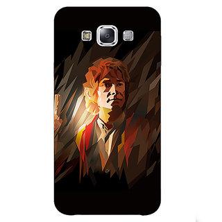 1 Crazy Designer LOTR Hobbit  Back Cover Case For Samsung Galaxy A7 C430370