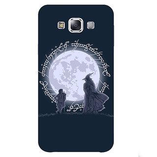 1 Crazy Designer LOTR Hobbit  Back Cover Case For Samsung Galaxy A7 C430378