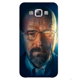 1 Crazy Designer Breaking Bad Heisenberg Back Cover Case For Samsung Galaxy A7 C430417