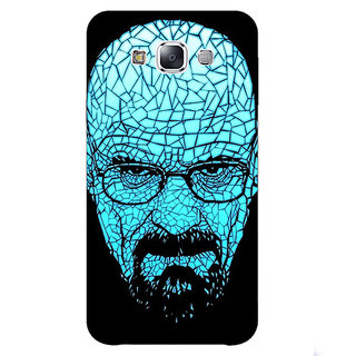 1 Crazy Designer Breaking Bad Heisenberg Back Cover Case For Samsung Galaxy E7 C420428