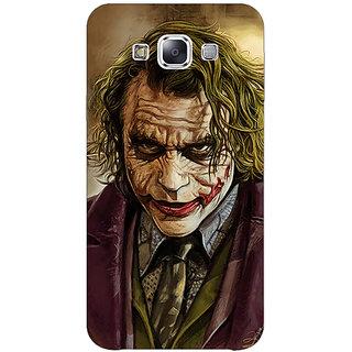 1 Crazy Designer Villain Joker Back Cover Case For Samsung Galaxy A7 C430050
