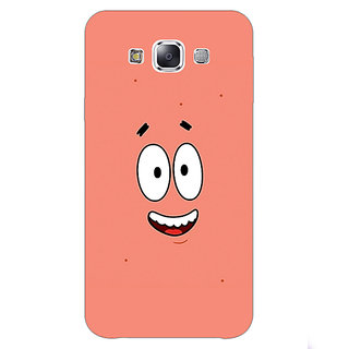1 Crazy Designer Spongebob Patrick Back Cover Case For Samsung Galaxy A7 C430465