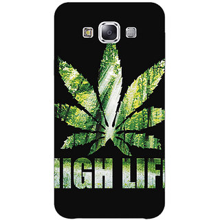 1 Crazy Designer Weed Marijuana Back Cover Case For Samsung Galaxy A7 C430496