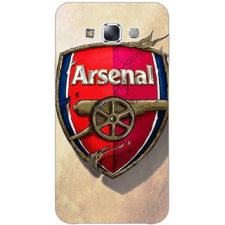 1 Crazy Designer Arsenal Back Cover Case For Samsung Galaxy A7 C430515