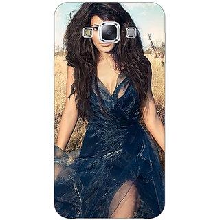 1 Crazy Designer Bollywood Superstar Jacqueline Fernandez Back Cover Case For Samsung Galaxy A7 C430992