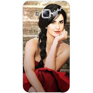 1 Crazy Designer Bollywood Superstar Katrina Kaif Back Cover Case For Samsung Galaxy A7 C430995