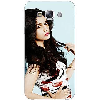 1 Crazy Designer Bollywood Superstar Alia Bhatt Back Cover Case For Samsung Galaxy A7 C431012