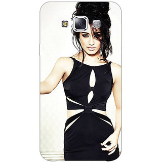 1 Crazy Designer Bollywood Superstar Shraddha Kapoor Back Cover Case For Samsung Galaxy A7 C431018