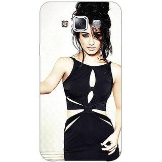 1 Crazy Designer Bollywood Superstar Shraddha Kapoor Back Cover Case For Samsung Galaxy A7 C431018