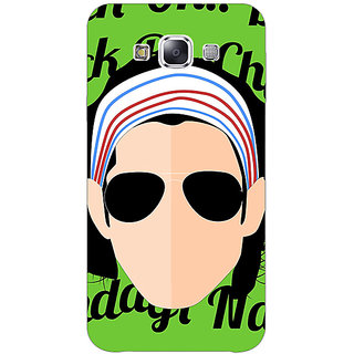 1 Crazy Designer Bollywood Superstar Rock On Back Cover Case For Samsung Galaxy A7 C431100