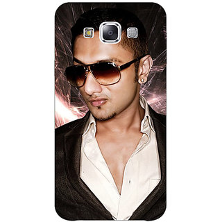 1 Crazy Designer Bollywood Superstar Honey Singh Back Cover Case For Samsung Galaxy E7 C421182