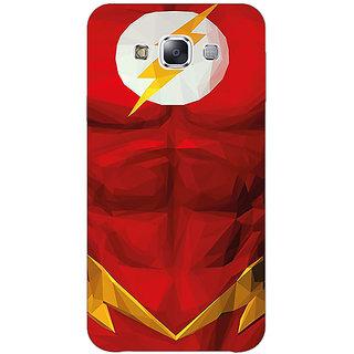 1 Crazy Designer Flash Back Cover Case For Samsung Galaxy E7 C421436