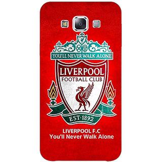 1 Crazy Designer Liverpool Back Cover Case For Samsung Galaxy A7 C430542