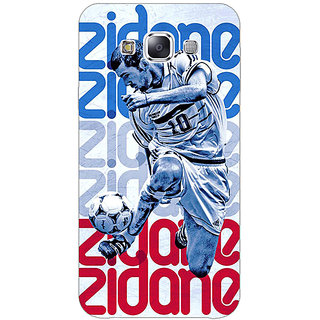 1 Crazy Designer Real Madrid Zidane Back Cover Case For Samsung Galaxy A7 C430590