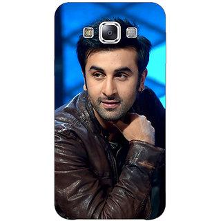 1 Crazy Designer Bollywood Superstar Ranbir Kapoor Back Cover Case For Samsung Galaxy A7 C430923