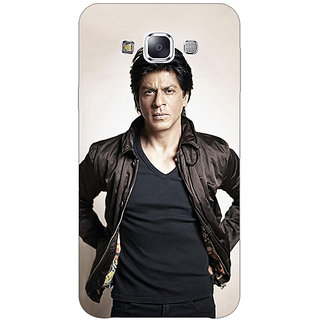 1 Crazy Designer Bollywood Superstar Shahrukh Khan Back Cover Case For Samsung Galaxy A7 C430935