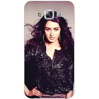 1 Crazy Designer Bollywood Superstar Shraddha Kapoor Back Cover Case For Samsung Galaxy A7 C430980