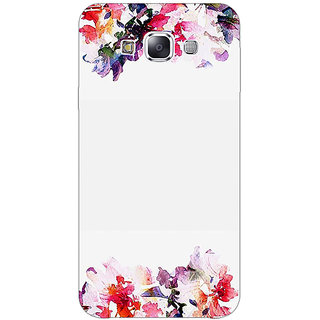 1 Crazy Designer Flowers Back Cover Case For Samsung Galaxy A7 C431150