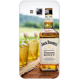 1 Crazy Designer Jack Daniels JD Whisky Back Cover Case For Samsung Galaxy A7 C431211