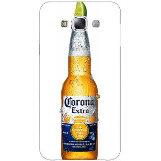 1 Crazy Designer Corona Beer Back Cover Case For Samsung Galaxy A7 C431247
