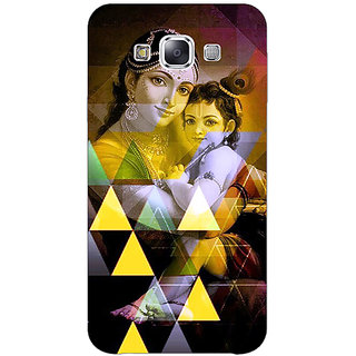 1 Crazy Designer Lord Krishna Back Cover Case For Samsung Galaxy A7 C431281