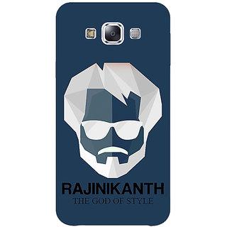 1 Crazy Designer Rajni Rajanikant Back Cover Case For Samsung Galaxy A7 C431482