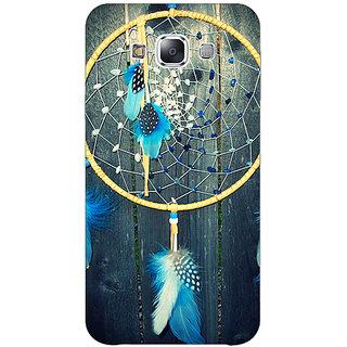 1 Crazy Designer Dream Catcher  Back Cover Case For Samsung Galaxy E5 C440198